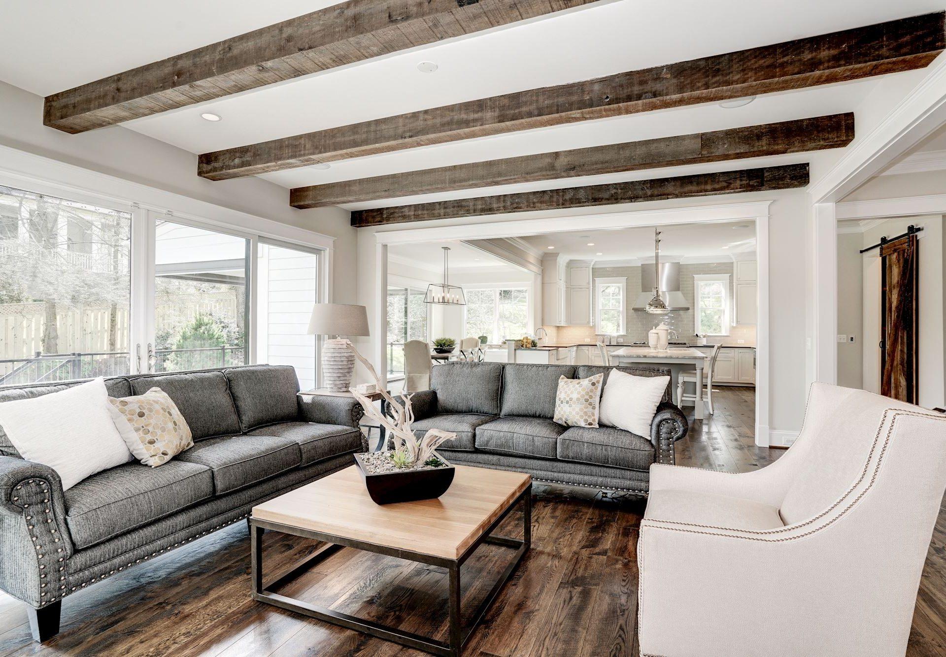 Upton Living Room