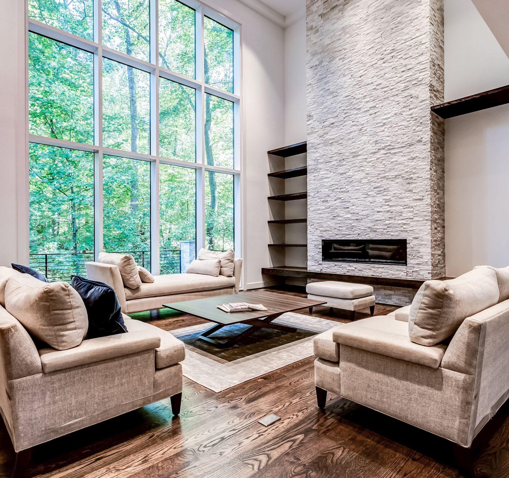 Riveroaks Living Room