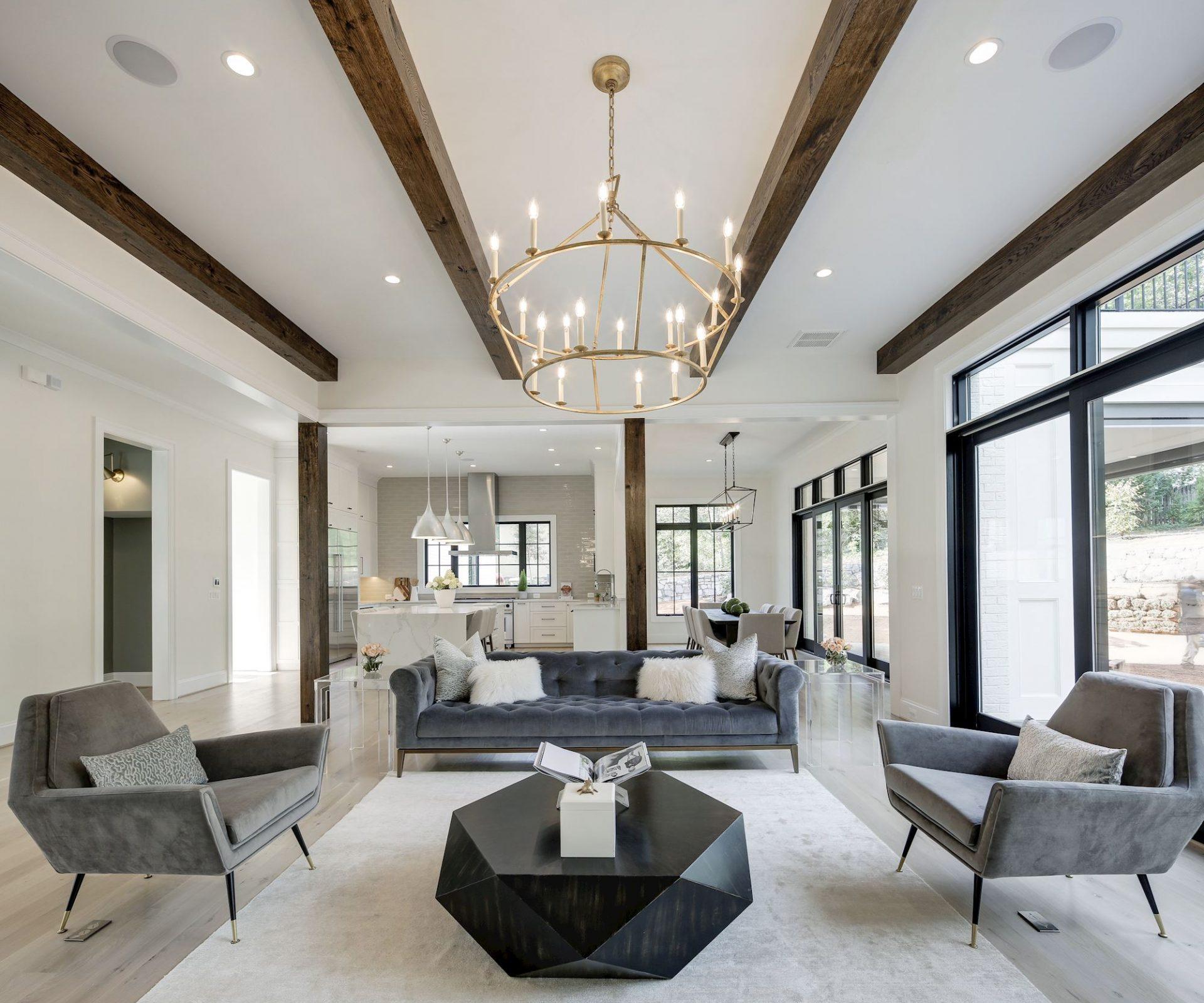 The Brawner Living Room